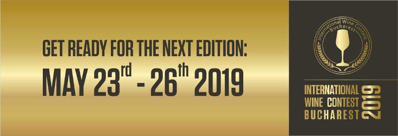 Concursul International de Vinuri Bucuresti 2019 (IWCB 2019)